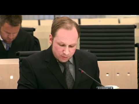 Anders behring breivik - Anabole steroider (HD)