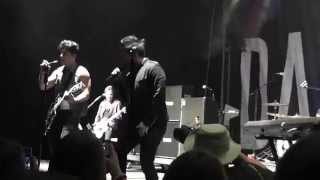 "Download Lagu Dan + Shay - ""Pour Some Sugar On Me"" {Def Leppard} Live 2014 WI Gratis STAFABAND"