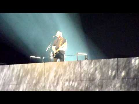 REUNION - Roger Waters David Gilmour 02 - The Wall Comfortably Numb Pink Floyd Reunion Night