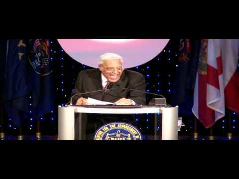 Dr. Benjamin L. Hooks: NAACP Centennial Convention