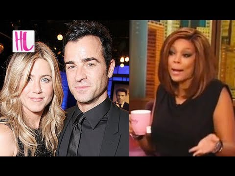 Jennifer Aniston Delays Wedding With Justin Theroux - Wendy Williams