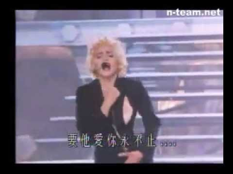 Madonna Express Yourself 1985 (Live)