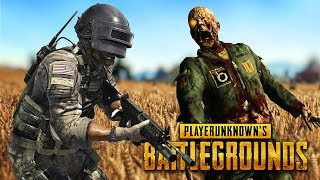 PUBG ZOMBIES w/ ROMAN ATWOOD!! (Player Unknown Battlegrounds Zombies)