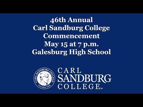 46th Annual Carl Sandburg College Commencement