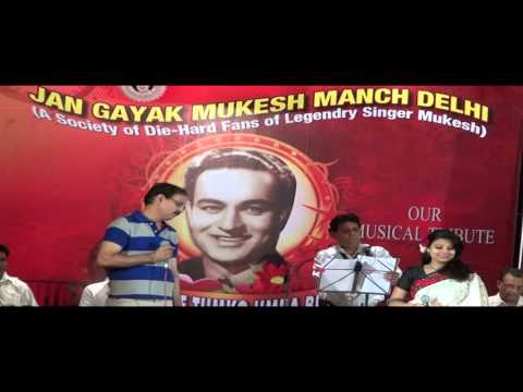tere hothon ke do phool pyare pyare.mp4-Shiv Chaturvedi n Mamta...