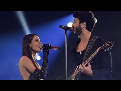 Cristina - TINI, Sebastian Yatra [Live - Premios Juventud]