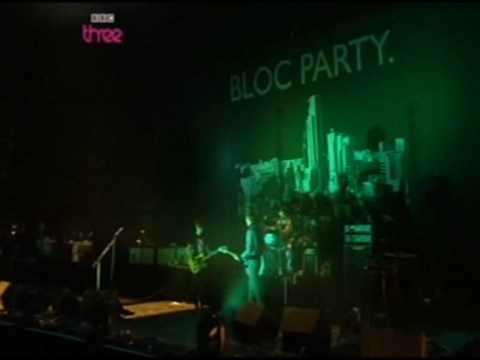 Bloc Party  Reading 2008 So Here We Are Positive Tension