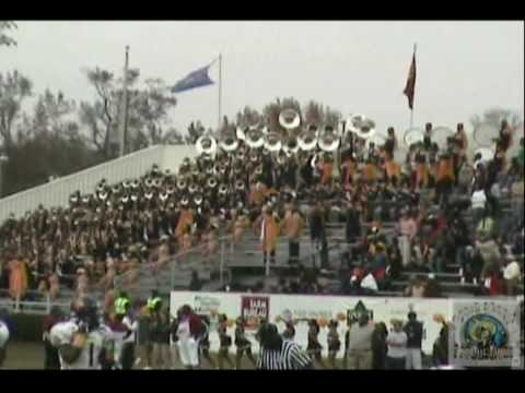 SCSU VS NC A&amp;T 2009 MIDDLE FINGER U