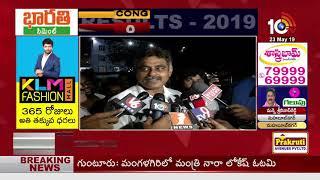 This is Police And Revenue Officers Vicktory : Konda Vishweshwar Reddy | Elections 2019  News
