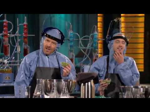 Lopez Tonight Bryan Cranston and Aaron Paul ''Cook''.flv