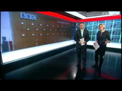 Final farewell to Television Centre from BBC News