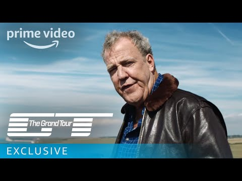 Jeremy Clarkson Fire TV Stick Commercial – 2016