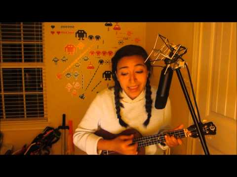 Kiss Me - Six Pence None the Richer (Uke Cover)