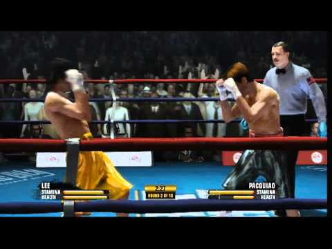 Bruce lee tribute(fight night champion) Image 1