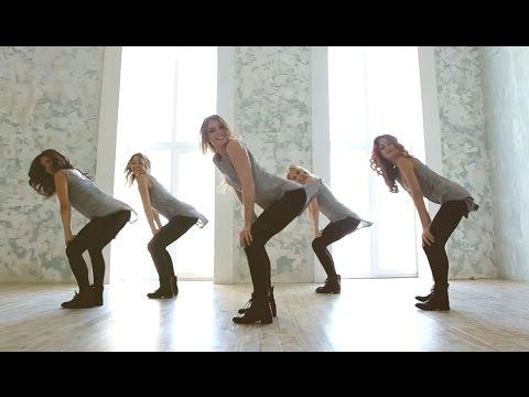 """Serebro-""""CHOCOLATE"""" choreo by Polina Dubkova"""