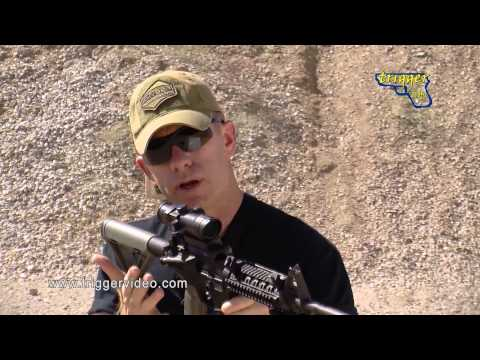 Tactical Reloading an AR-15/M-16/M4 Rifle