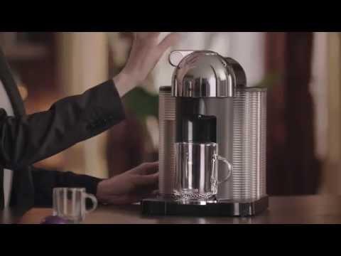 Nespresso The First VertuoLine Machine