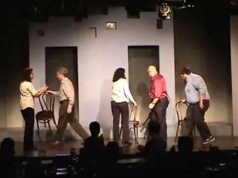 Second City Chicago - Level D Demonstration