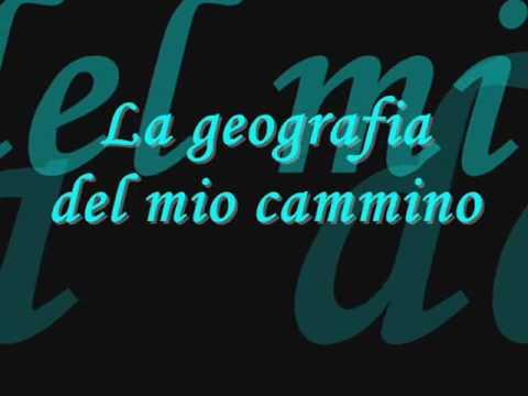 Laura Pausini - La Geografia Del Mio Cammino