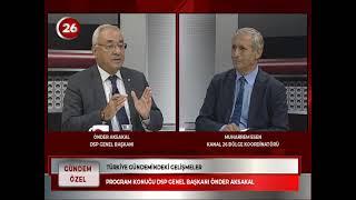 Gündem Özel | Önder Aksakal DSP Genel Başkanı