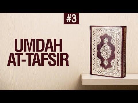 Umdah At-Tafsir - Ustadz Mukhlis Biridha