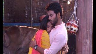 Vividha Atharva Close Moment in Serial