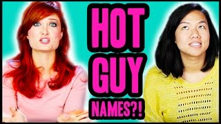 What Girls Think Of Boy Names (Part 2)