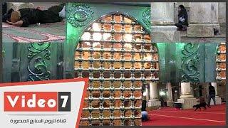 بالفيديو.. بعد واقعة القناة الإيرانية.. مساجد آل البيت فى مصر