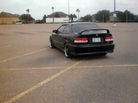 1997 honda civic coupe   youtube