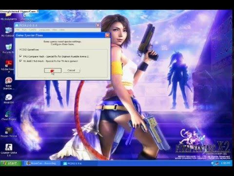 PCSX2 0.9.6 best setting and plugins for my PC