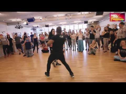 William + Natasha - Zurich Zouk Congress 2016 - Demo 1