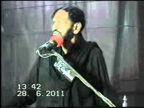 Majlis Talagang 28June2011 (Maqbool Hussain Dhaku)