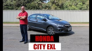 Honda City 1.5 EXL, Teste com Emilio Camanzi