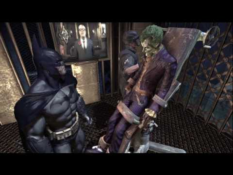 Batman: Arkham Asylum Playthrough Part 1 HD