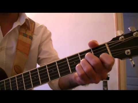 Cours de guitare Express, Walk Away (Ben Harper) 2/2