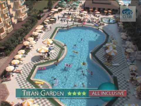 SKY CLUB – TURCJA Alanya hotel Titan Garden **** All Inclusive ! www.sky-club.eu