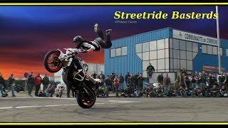 Streetride Basterds 2015  BikeStuntDrift Freeride