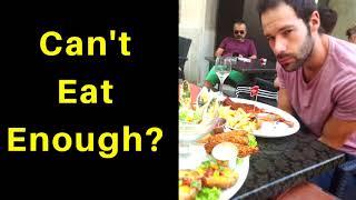Eating enough on a Bulk