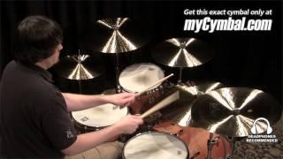 "Paiste 20"" Formula 602 Modern Essentials Ride Cymbal (1141620-1040113N)"