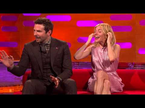 "Bradley Cooper & Sienna Miller explore ""Nutscaping"" - The Graham Norton Show: Episode 6 - BBC"