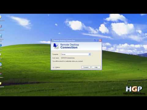 Windows 7 Remote Desktop Connection for XP & Vista