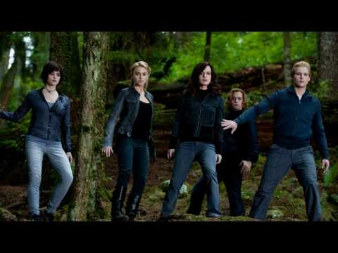Breaking Dawn Cast Update - The Cullens Are Back!!!