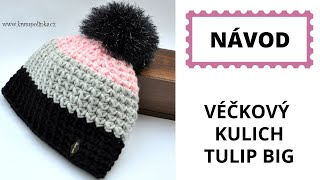 Kulich TB Adult Crochet Beanie