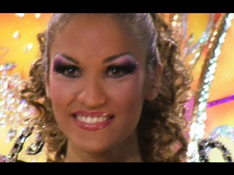 Paula Miranda - Primera Dama de Honor del Carnaval de Las Palmas de Gran Canaria 2013.