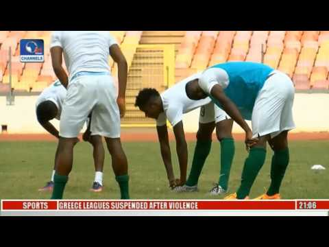 Sports Analysts, Dotun Agunbiade Discuss The 2018 FIFA World Cup Qualifying Matcehs Pt. 1