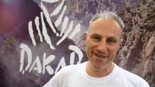 Dakar 2018: intervista a Livio Metelli