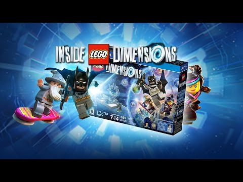Inside Lego Dimensions: The Starter Pack