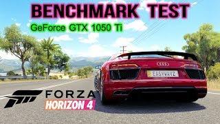 Forza Horizon 4 - Benchmark Test ( Very LOW / LOW / Medium / HIGH / ULTRA / Extreme )🔥🔥