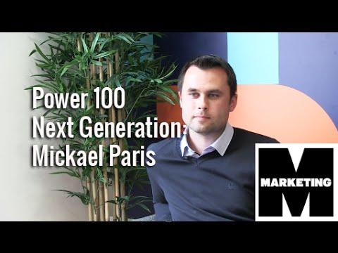Power 100 Next Generation: Mickael Paris, Standard Life