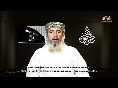 Qaeda in Yemen claims attack on France's Charlie Hebdo